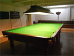 Billiards & Snooker Rooms